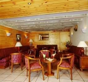 Salon hôtel de la Potinière